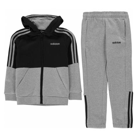 Adidas 3 Stripe chlapčenská tepláková súprava