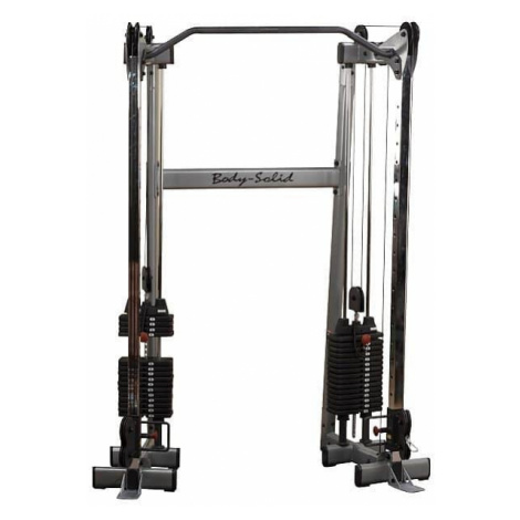 Body Solid GDCC210 - kladky s hrazdou 2x72,5 kg