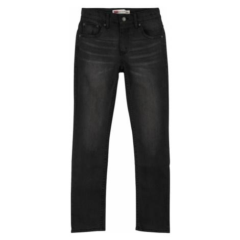 LEVI'S Džínsy '512 Slim Taper'  čierna Levi´s