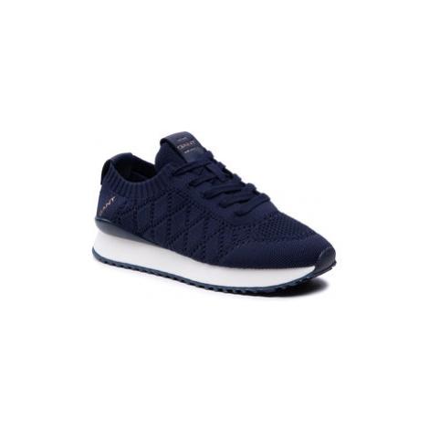 Gant Sneakersy Bevinda 22539595 Tmavomodrá