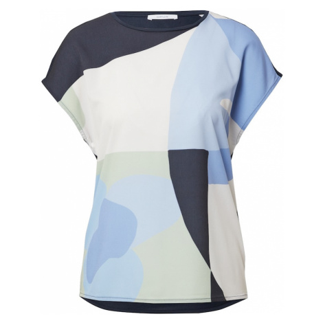 OPUS Tričko 'Safeda'  modrá