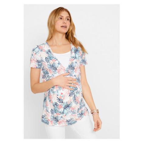 Materské tričko z bio bavlny