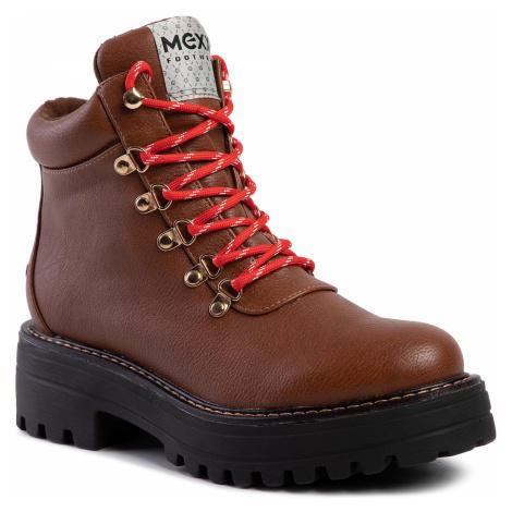 Členková obuv MEXX - Dense MXCZ0142W Brown 2000