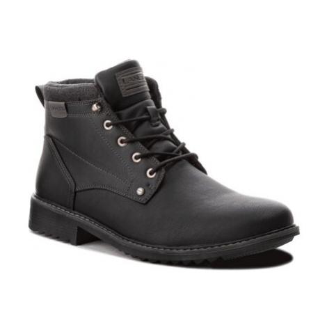 Šnurovacia obuv Lanetti MP07-16860-03BIG