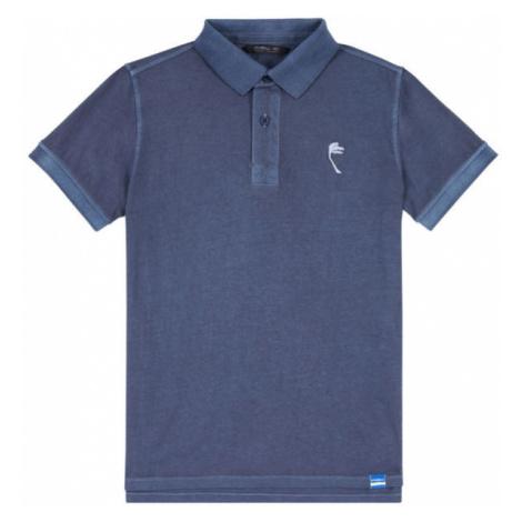 O'Neill LB PALM POLO tmavo modrá - Chlapčenské polo tričko