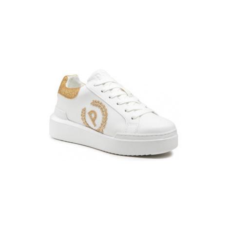 Pollini Sneakersy SA15014G0CXA110C Biela