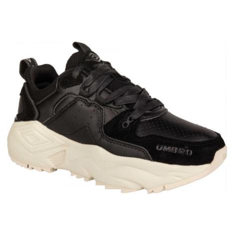 Umbro RUN M LUXE LE čierna - Dámska voľnočasová obuv