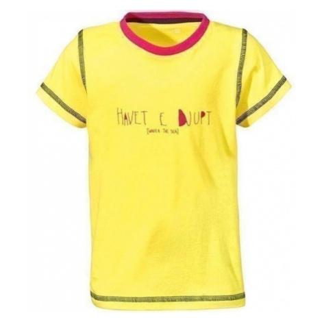 Tričko D1913 TATIPE 501345-157 žltá