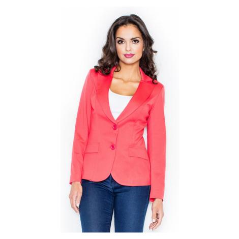 Figl Woman's Jacket M085 Coral