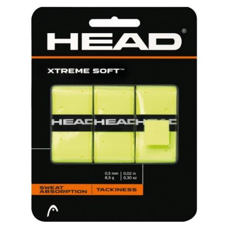 Head XTREME SOFT žltá - Tenisová omotávka