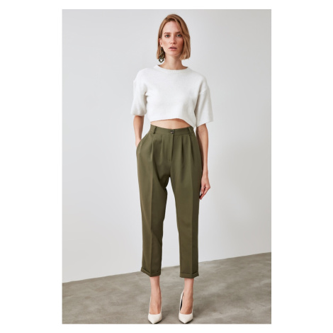 Trendyol Khai Pleated Pants