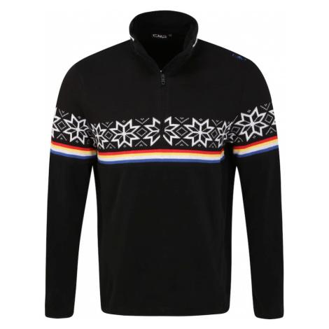 CMP Športový sveter 'MAN JACKET'  čierna