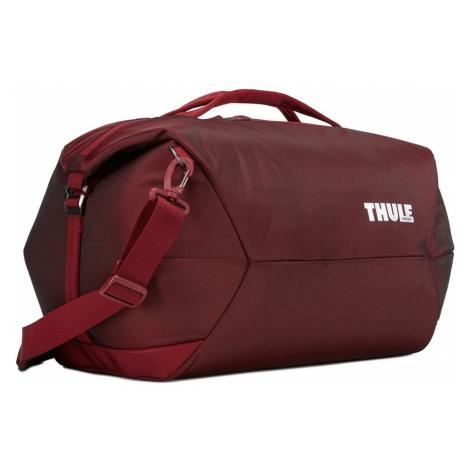 Thule Subterra cestovní taška 45 l Vínově červená