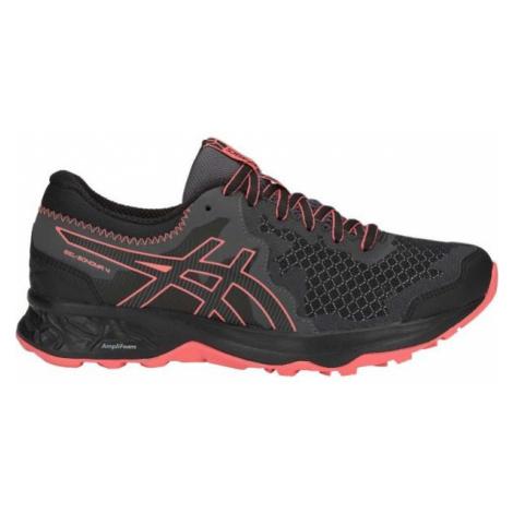 Asics GEL-SONOMA 4 W čierna - Dámska bežecká obuv