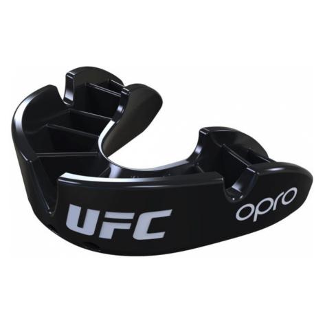 Chránič zubov OPRO Bronze UFC - čierny