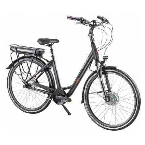 """Mestský elektrobicykel Devron 28126 28"""" - model 2019 Farba Black"""