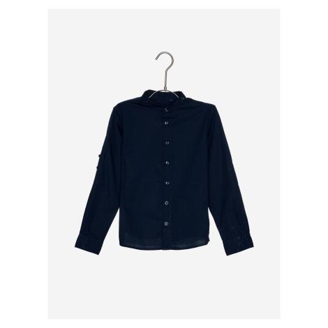 Košile dětská Antony Morato Junior Modrá