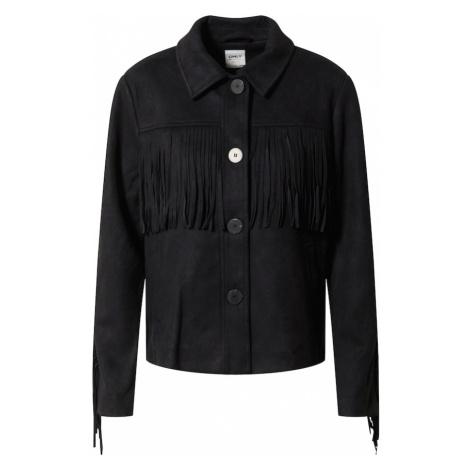 ONLY Prechodná bunda  čierna
