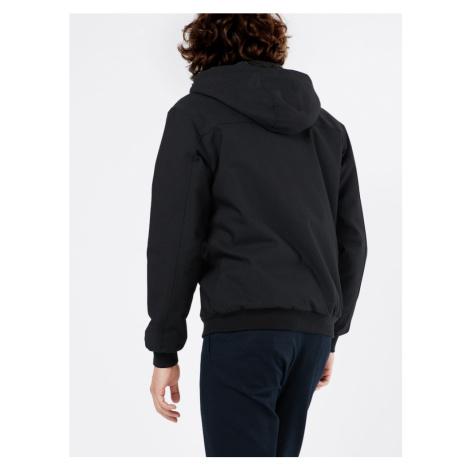 Iriedaily Prechodná bunda  čierna