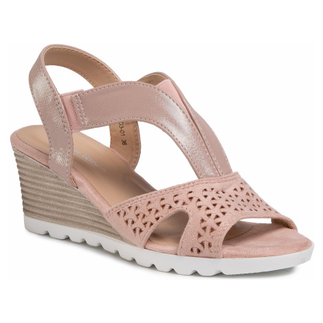 Sandále CLARA BARSON - WS003-01 Pink