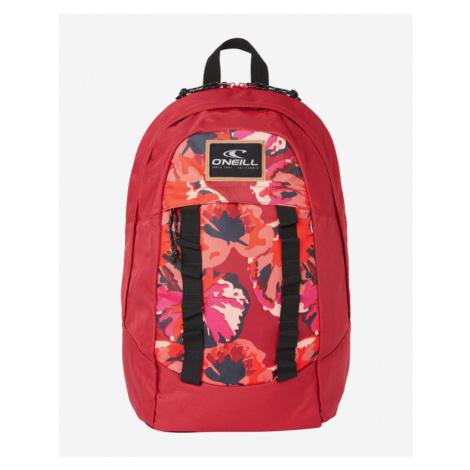 červené dievčenské batohy