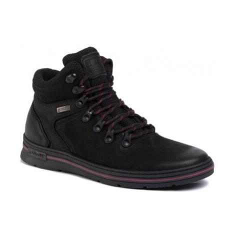 Šnurovacia obuv GO SOFT MI07-A854-A683-02 Prírodná koža(useň) - Nubuk