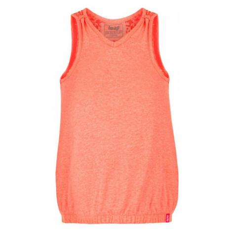 Loap BORKA oranžová - Dievčenské tielko