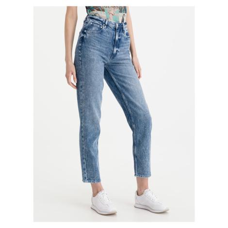 Jeans Guess Modrá