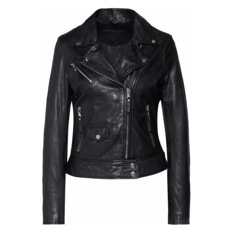 BE EDGY Prechodná bunda 'BEfrances'  čierna