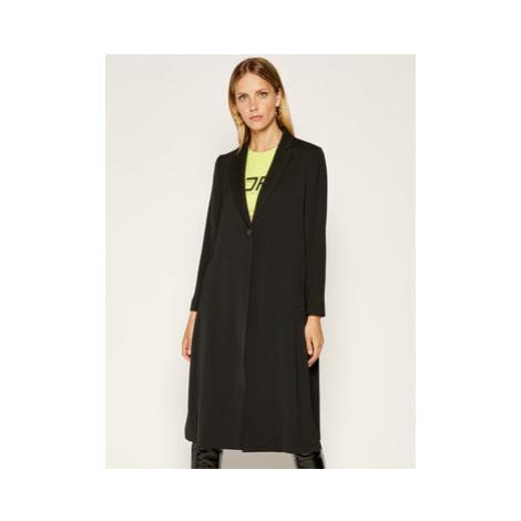 Pinko Prechodný kabát Dotto 20201 PRR 1G14XV.7624 Čierna Regular Fit