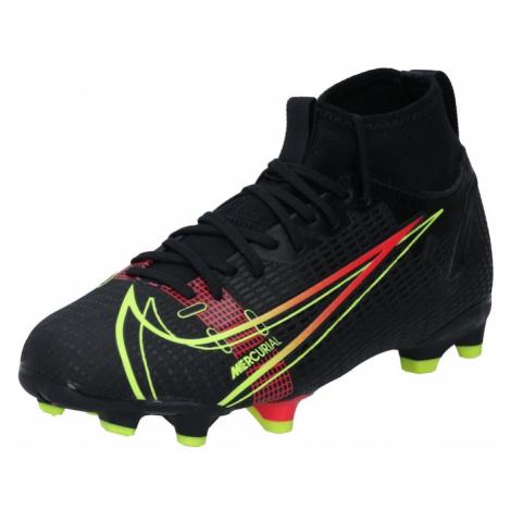 NIKE Športová obuv 'Mercurial  8 Academy MG'  čierna