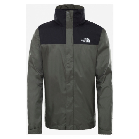 THE NORTH FACE Outdoorová bunda ' EVOLVE II TRICLIMATE '  sivá