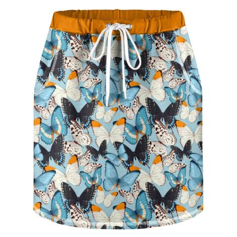 Mr. GUGU & Miss GO Woman's Skirt S-K-PC1621