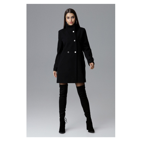 Dámsky kabát Figl M623