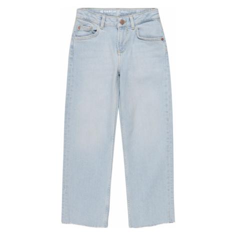 GARCIA Džínsy  svetlomodrá Garcia Jeans