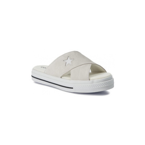 Converse Šľapky One Star Sandal Slip 564144C Béžová