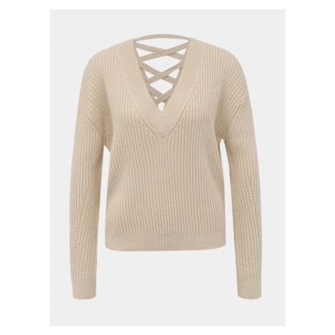 Beige sweater TALLY WEiJL