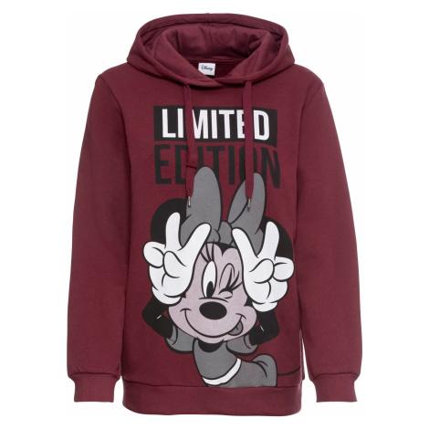 Mikina s Mickey Mouse kapucňou bonprix