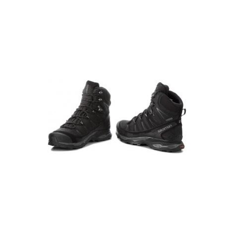 Salomon Trekingová obuv X Ultra Trek Gtx GORE-TEX 404630 31 V0 Čierna
