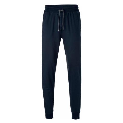 BENCH Pyžamové nohavice  tmavomodrá