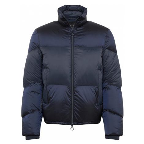 ARMANI EXCHANGE Zimná bunda  námornícka modrá
