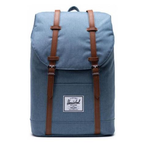 Elegantný ruksak HERSCHEL RETREAT RAVEN Eastpak