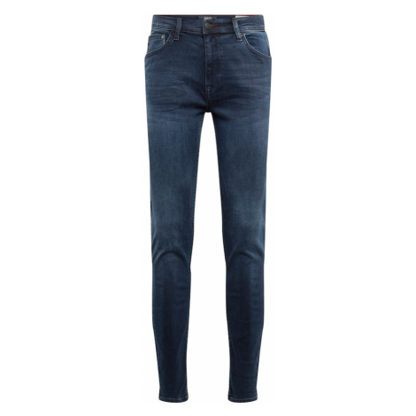 BLEND Džínsy 'Echo Skinny Multiflex'  modrá denim
