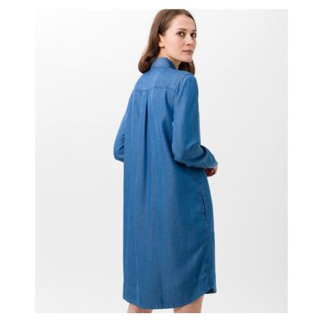 BRAX Košeľové šaty 'Gillian'  indigo