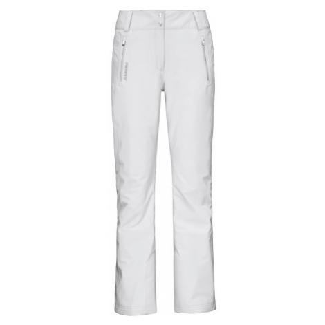 Schöffel LORDES SKI biela - Dámske lyžiarske nohavice