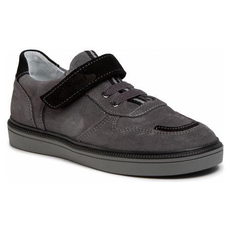 Sneakersy RENBUT - 33-4416 Popiel
