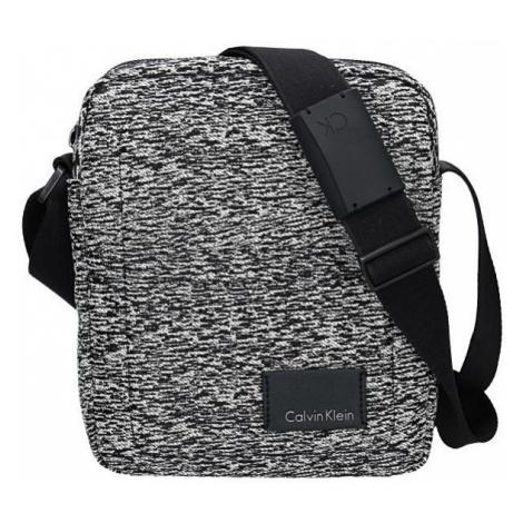 Pánska taška cez rameno Calvin Klein Mercier - čierno-biela