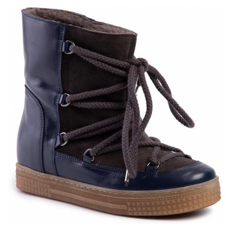 Topánky SOLO FEMME - 71104-01-K49/F54-20-00 Granat/Afryka