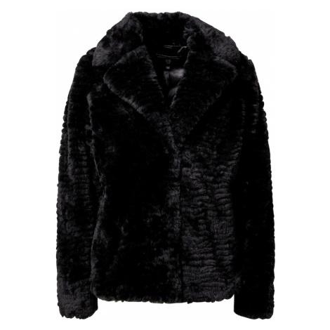 Dorothy Perkins Prechodná bunda  čierna