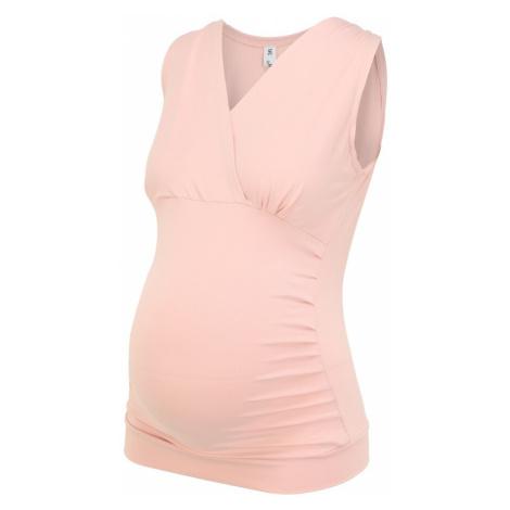 Ružová tehotenské tričká, tielka a blúzky